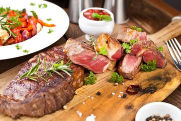 steak fleisch