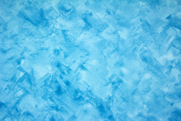 texture of blue background