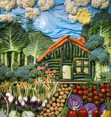 Vegetable world