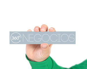 360 degrees business in Spanish language