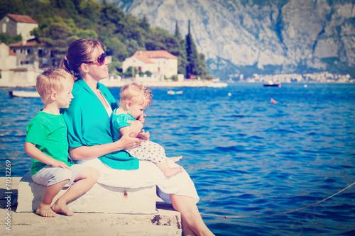 Черногория с маленьким ребенком отель