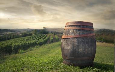 Barrel Fototapete