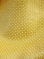 yellow robe or cloth for monk