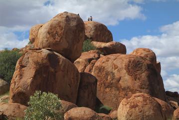 Australia, Devil's Marbles