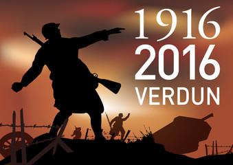 CENTENAIRE 14-18 Verdun