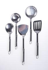 kitchen utensils. kitchen utensilson on a background