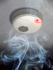 smoke Detektor and smoke