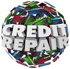 Credit Repair Improve Increase Score Rating Ability Borrow Money