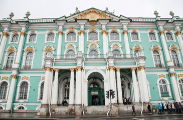 Winter Palace Hermitage