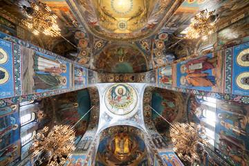 fresco under the dome