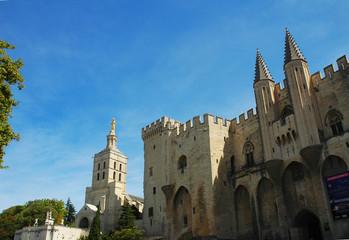 Palazzo dei Papi, Avignone, Provenza, Francia