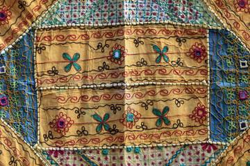 Part of arabic carpet