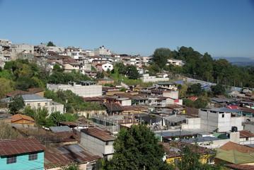 Village de Chichicastenango, Guatemala