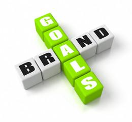 Brand Goals Green