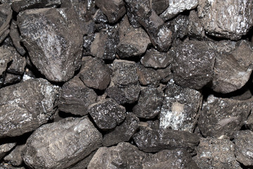 Background of coal