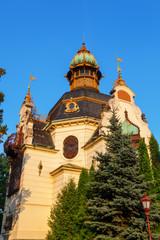 Hanau-Pavillon in Prag