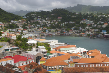 St Georges Carenage Bay Grenada Carribean 12