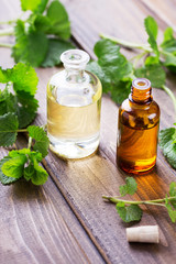 Essential aroma oil