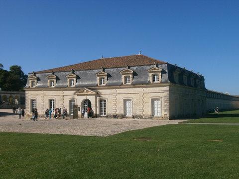 Rochefort  Corderie Royale