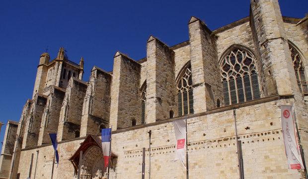 Cathédrale de Condom en Armagnac