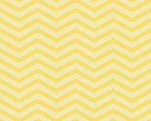 Yellow Chevron Zigzag Textured Fabric Pattern Background