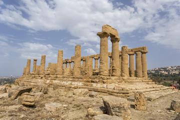 Tempio di Giunone, Agrigento - Sicilia