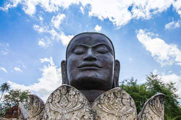 Image buddha head