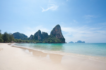 Thailand - Railay West Beach - Krabi