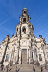 Dresden - Germany - Clergy