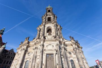 Dresden - Germany - Kirk