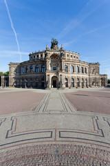 Dresden - Germany - Semperoper