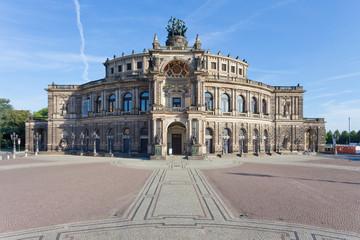 Dresden - Germany - Semper opera