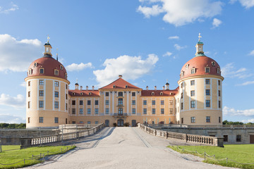 Dresden - Germany - Castle of Moritzburg