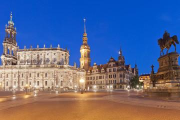 Dresden - Germany - Residence Castle