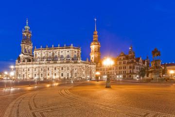 Dresden - Germany - Residenzschloss