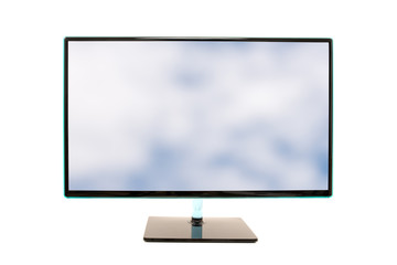 Modern high definition computer monitor