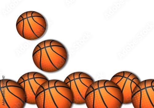 "Balones De Fútbol Deportes Fondos De Pantalla Gratis: Pelota De Baloncesto 3d: ""Baloncesto, Balones"