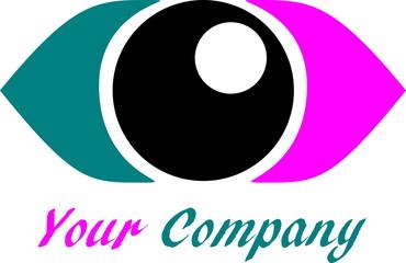 Logo óptica