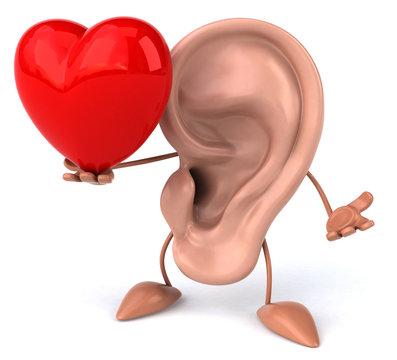 Fun ear
