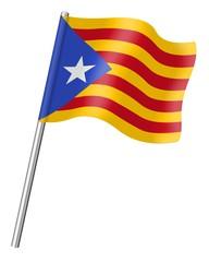 Cataluña, Estelada blava