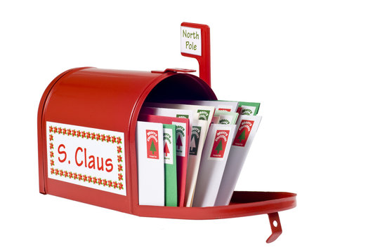 Santa Claus's Mailbox