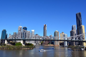 Story Bridge - Brisbane Queensland Australia