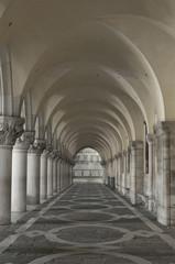 Fototapete - Doge's Palace, Saint Marks Square, Venice, Italy