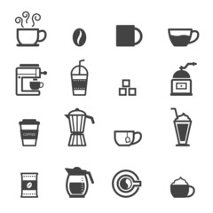 cup of coffee icons