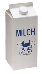 Milchverpackung