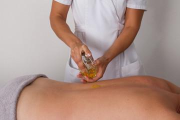 Massage  délassant