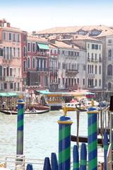 Canal Grande, Venice, Veneto, Venetia, Italy