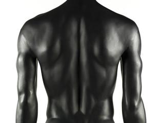 black human Body