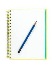 Sketchbook with Pencil