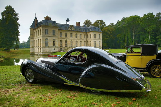 elegance automobile
